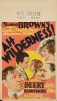 Ah, Wilderness! movie poster (1935) picture MOV_82560141