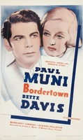 Bordertown movie poster (1935) picture MOV_8259ad4b