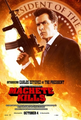 Machete Kills movie poster (2013) poster MOV_825e7ade