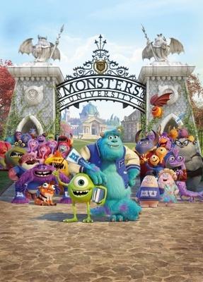 Monsters University movie poster (2013) poster MOV_826859b7