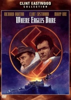 Where Eagles Dare movie poster (1968) picture MOV_8269762c