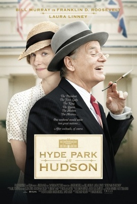 Hyde Park on Hudson movie poster (2012) poster MOV_826a9ce6