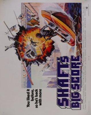 Shaft's Big Score! movie poster (1972) poster MOV_82779c80