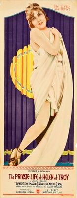 The Private Life of Helen of Troy movie poster (1927) poster MOV_8279692e