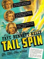 Tail Spin movie poster (1939) picture MOV_827b8d17