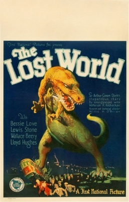 The Lost World movie poster (1925) poster MOV_827eb920