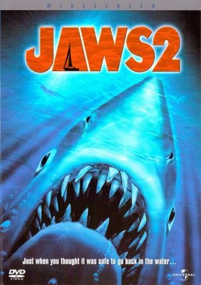 Jaws 2 movie poster (1978) poster MOV_8281bc55