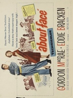 About Face movie poster (1952) picture MOV_82835360