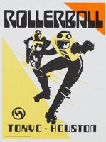 Rollerball movie poster (1975) picture MOV_82876880