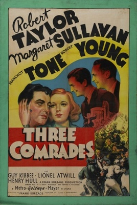 Three Comrades movie poster (1938) poster MOV_8289e786