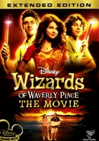 Wizards of Waverly Place: The Movie movie poster (2009) picture MOV_828c0a9a
