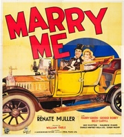 Marry Me movie poster (1932) picture MOV_829009f7