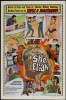 She Freak movie poster (1967) picture MOV_82993918
