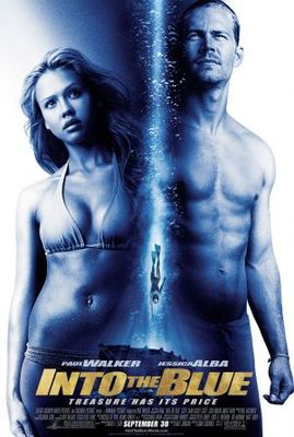 Into The Blue movie poster (2005) poster MOV_829e712a