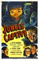 The Jungle Captive movie poster (1945) picture MOV_829ff02a