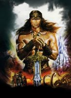 Conan The Destroyer movie poster (1984) picture MOV_82ae4950