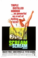 Scream and Scream Again movie poster (1969) picture MOV_82aef97c