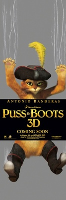 Puss in Boots movie poster (2011) poster MOV_82afeb5c