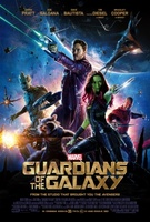 Guardians of the Galaxy movie poster (2014) picture MOV_82b1e35e