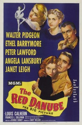 The Red Danube movie poster (1949) poster MOV_82b375e5