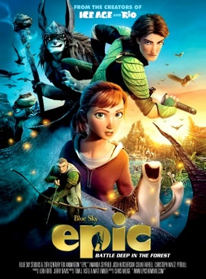 Epic movie poster (2013) poster MOV_82b6b634