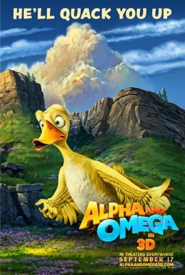 Alpha and Omega movie poster (2010) poster MOV_82c10c21