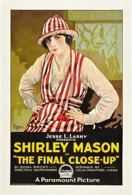 The Final Close-Up movie poster (1919) poster MOV_82c13d85