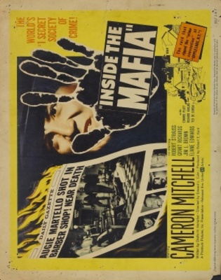 Inside the Mafia movie poster (1959) poster MOV_82c7d9cf