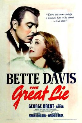 The Great Lie movie poster (1941) poster MOV_82c96f88