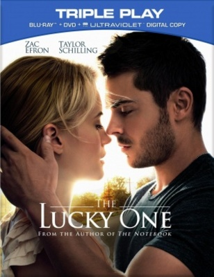 The Lucky One movie poster (2012) poster MOV_82cdbaaa
