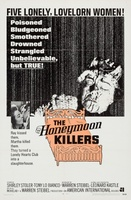 The Honeymoon Killers movie poster (1970) picture MOV_82dc5c29