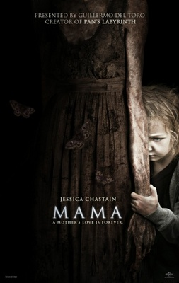 Mama movie poster (2013) poster MOV_82dedd1e