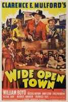 Wide Open Town movie poster (1941) picture MOV_82e140b5