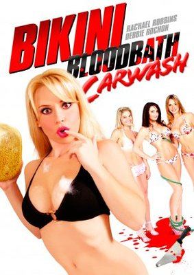 Bikini Bloodbath Car Wash movie poster (2008) poster MOV_82e29f58