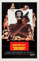 On Her Majesty's Secret Service movie poster (1969) picture MOV_82e5394c