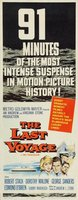 The Last Voyage movie poster (1960) picture MOV_82e7f8e9