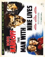 The Man with Nine Lives movie poster (1940) picture MOV_82f08ef8