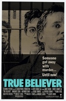 True Believer movie poster (1989) picture MOV_82f3b389