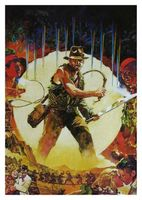 Indiana Jones and the Temple of Doom movie poster (1984) picture MOV_82fa1688