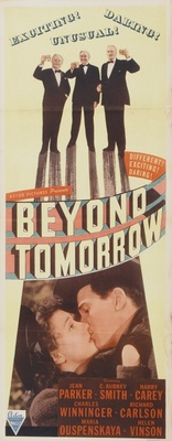 Beyond Tomorrow movie poster (1940) poster MOV_82fb0da8