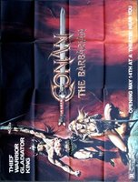 Conan The Barbarian movie poster (1982) picture MOV_83061247