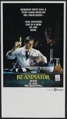 Re-Animator movie poster (1985) poster MOV_830bf5c0