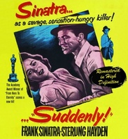 Suddenly movie poster (1954) picture MOV_830f17d1