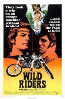 Wild Riders movie poster (1971) picture MOV_8312e543
