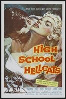High School Hellcats movie poster (1958) picture MOV_8313c5d6
