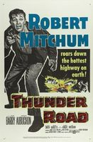 Thunder Road movie poster (1958) picture MOV_83161cf3