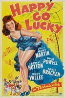 Happy Go Lucky movie poster (1943) picture MOV_831804c4