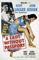 A Lady Without Passport movie poster (1950) picture MOV_8e4df093