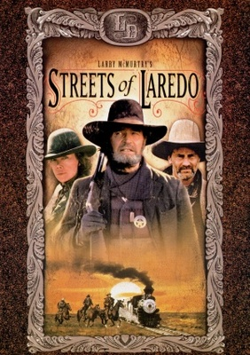 Streets of Laredo movie poster (1995) poster MOV_831977ea