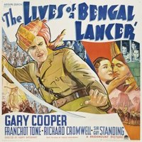 The Lives of a Bengal Lancer movie poster (1935) picture MOV_831a6035